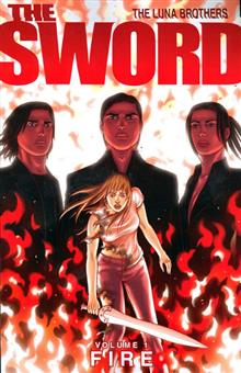 SWORD TP VOL 01 FIRE (MR)