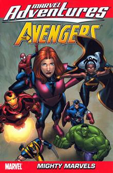 MARVEL ADVENTURES AVENGERS TP VOL 06 MIGHTY DIGEST