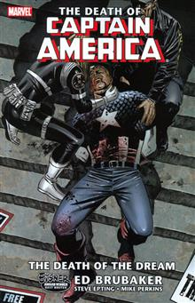 CAPTAIN AMERICA VOL 1 DEATH OF CAPTAIN AMERICA TP