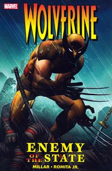 WOLVERINE ENEMY OF STATE ULTIMATE COLLECTION TP
