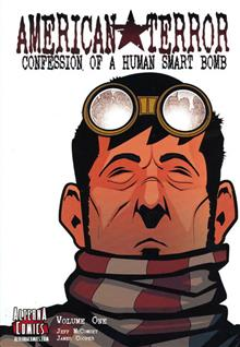 AMERICAN TERROR GN VOL 01 CONFESSION OF A HUMAN SM