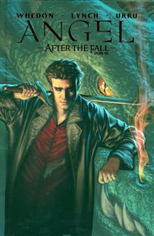 ANGEL AFTER THE FALL VOL 1 HC
