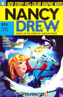 NANCY DREW GN VOL 14 SLEIGHT OF DAN (C: 0-1-2)