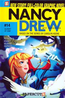 NANCY DREW GN HC VOL 14 SLEIGHT OF DAN (C: 0-1-2)