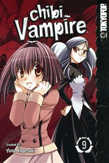 CHIBI VAMPIRE GN VOL 09 (OF 13) (MR)