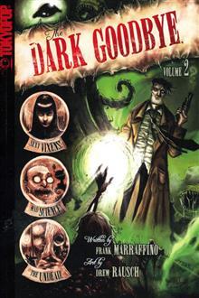 DARK GOODBYE GN VOL 02 (OF 3) (MR)