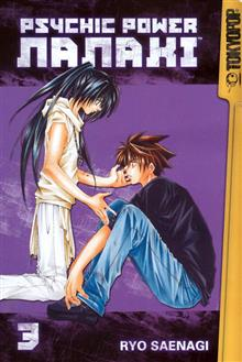 PSYCHIC POWER CHRONICLE NANAKI GN VOL 03 (OF 3)