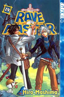 RAVE MASTER GN VOL 29 (OF 35)