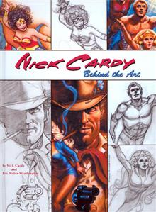 NICK CARDY BEHIND THE ART HC