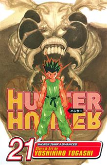 HUNTER X HUNTER GN VOL 21