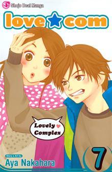 LOVE COM TP VOL 07