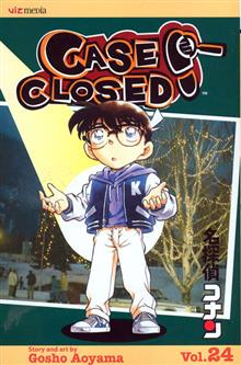 CASE CLOSED GN VOL 24
