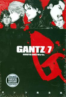 GANTZ TP VOL 07 (MR)