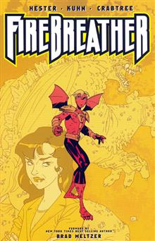 FIREBREATHER VOL 1 TP (NEW PTG)