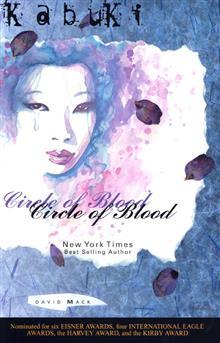 KABUKI VOL 1 CIRCLE OF BLOOD TP (NEW PTG)
