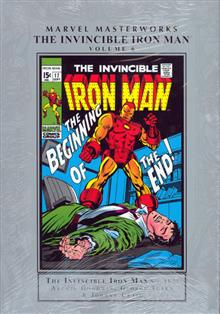 MMW INVINCIBLE IRON MAN HC VOL 06