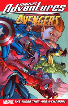 MARVEL ADVENTURES AVENGERS VOL 9 DIGEST TP