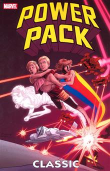 POWER PACK CLASSIC VOL 1 TP