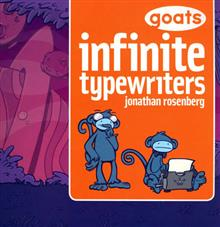 GOATS INFINITE TYPEWRITERS VOL 1 TP