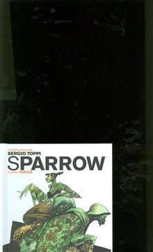 SPARROW HC VOL 12 SERGIO TOPPI