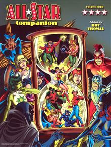 ALL STAR COMPANION TP VOL 04
