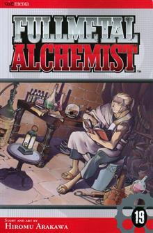 FULLMETAL ALCHEMIST GN VOL 19