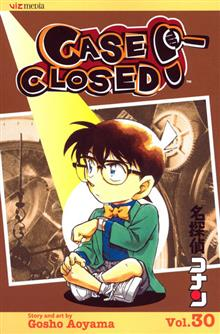 CASE CLOSED GN VOL 30