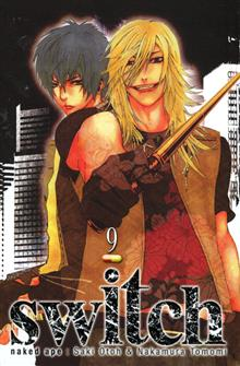 SWITCH VOL 9 GN