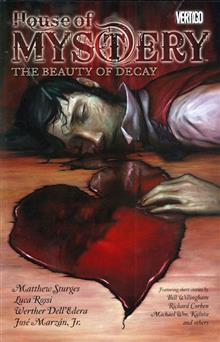 HOUSE OF MYSTERY TP VOL 04 THE BEAUTY OF DECAY (MR