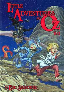 LITTLE ADVENTURES IN OZ BOOK 02