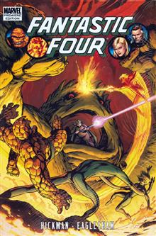 FANTASTIC FOUR BY HICKMAN PREM HC VOL 02