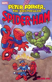 PETER PORKER TP VOL 01 SPECTACULAR SPIDER-HAM GN