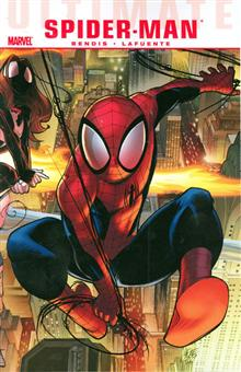 ULTIMATE COMICS SPIDER-MAN TP VOL 01 WORLD ACCORDING