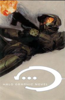 HALO GRAPHIC NOVEL TP