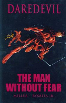 DAREDEVIL TP MAN WITHOUT FEAR NEW PTG
