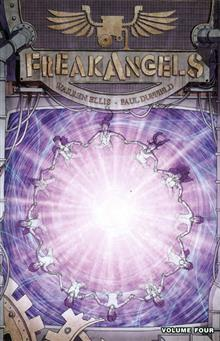 FREAKANGELS HC VOL 04 (MR)