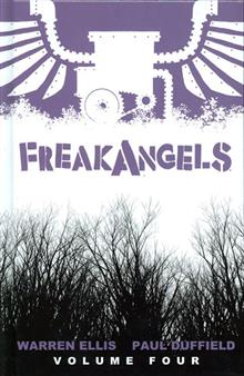 FREAKANGELS HC VOL 04 ELLIS & DUFFIELD SGN ED (MR)