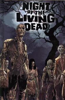 NIGHT OF THE LIVING DEAD SGN HC VOL 01 (MR)