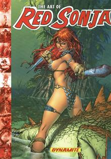 ART-OF-RED-SONJA-HC-(C-0-1-2)