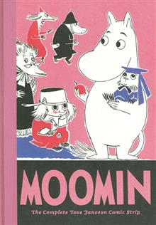 MOOMIN COMPLETE TOVE JANSSON COMIC STRIP HC VOL 05
