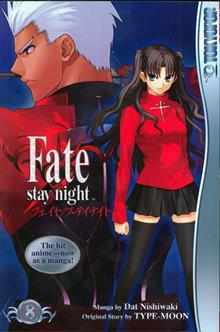 FATE STAY NIGHT GN VOL 08 (OF 10)
