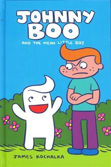 JOHNNY BOO HC VOL 04 MEAN LITTLE BOY