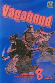 VAGABOND VIZBIG ED GN VOL 08 (MR)