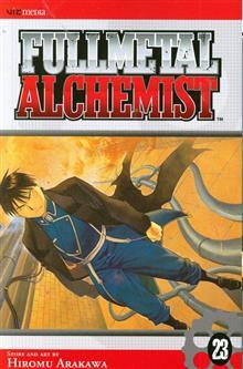 FULLMETAL ALCHEMIST GN VOL 23