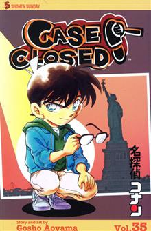 CASE CLOSED GN VOL 35