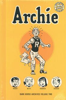 ARCHIE ARCHIVES HC VOL 02