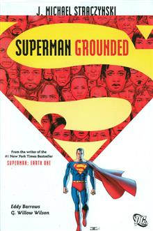 SUPERMAN GROUNDED HC VOL 01