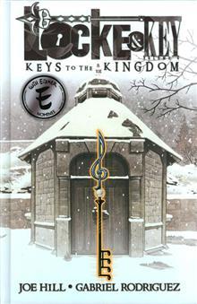 Locke & Key HC Vol 04 Keys To The Kingdom