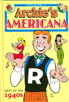 ARCHIE-AMERICANA-HC-VOL-01-THE-40S