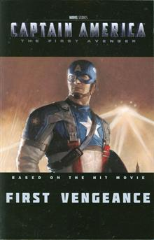 CAPTAIN AMERICA FIRST VENGEANCE TP